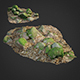 3d scanned nature stone 015