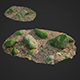 3d scanned nature stone 016