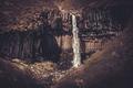 Svartifoss waterfall in Skaftafell National Park - PhotoDune Item for Sale