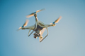 Drone flying in the sky - PhotoDune Item for Sale
