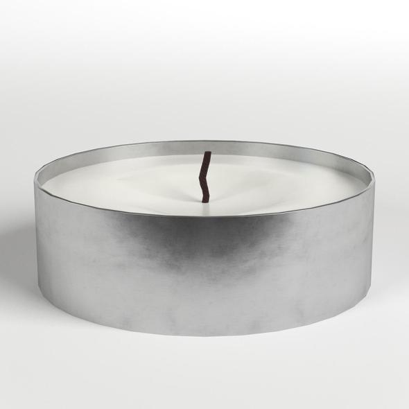 3DOcean Tealight Candle 20888427