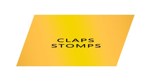 CLAPS-STOMPS