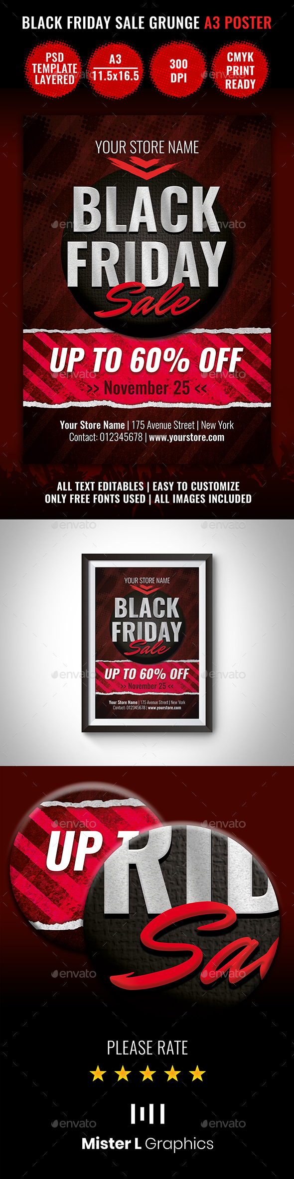 Black Friday Sale - Commerce Flyers