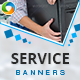 Service Banners