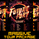 Band Tour Template Package - GraphicRiver Item for Sale