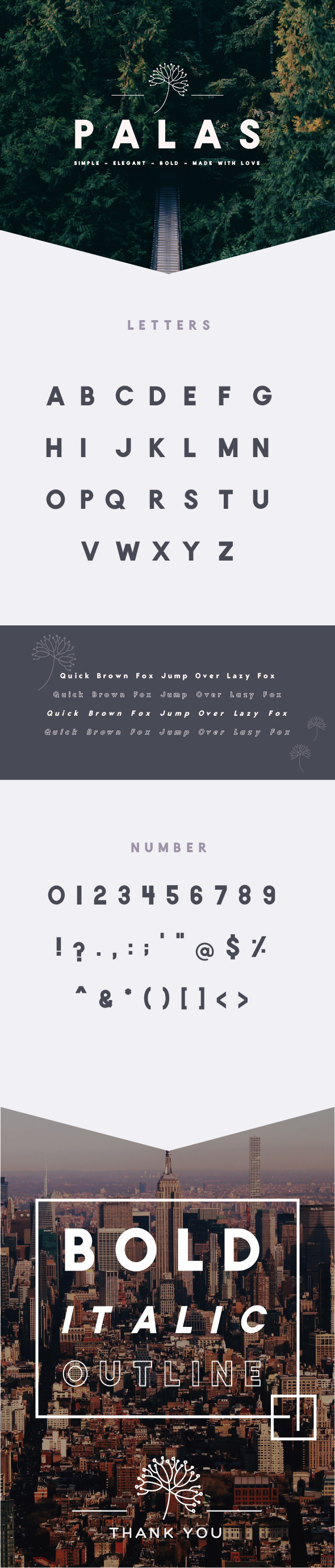 GraphicRiver Palas Typeface Headline Bold Font 20848350
