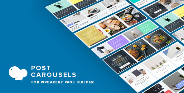 Post Carousels for WPBakery Page Builder (Visual Composer) - CodeCanyon Item for Sale