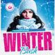 Winter Bash Flyer Template V4 - GraphicRiver Item for Sale