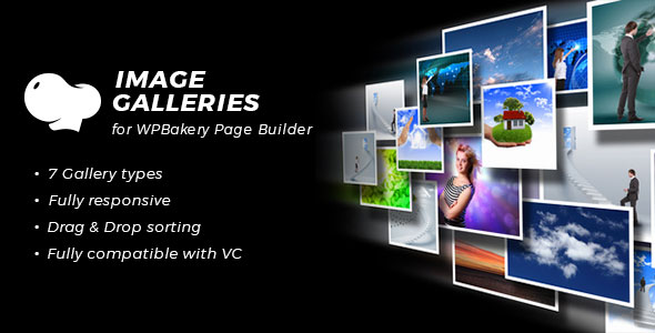 Image Galleries for WPBakery Page Builder (Visual Composer) - CodeCanyon Item for Sale