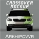 Crossover mockup - GraphicRiver Item for Sale