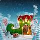 Amazing fairy house - PhotoDune Item for Sale