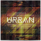 Urban - Web Release Music Cover Template - GraphicRiver Item for Sale