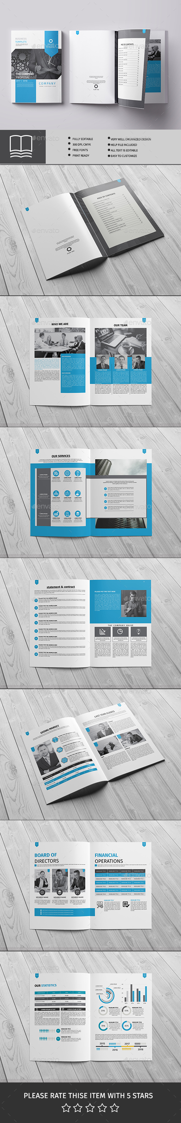 GraphicRiver Proposal 20890979