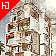 Architecture Sketch Photoshop Action - GraphicRiver Item for Sale