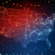 Pack Technological USA Maps 4K - VideoHive Item for Sale