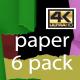 Paper Transition  4K