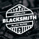 Blacksmith Logo and Badges