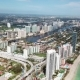 Aerial View of Miami Sunny Isles Beach - VideoHive Item for Sale