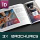 3x Business / Corporate Multi-purpose A4 Brochures #2