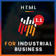 Industrial - Industry and Engineering Services Template