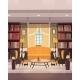 Cozy Living Room Interior Design With Furniture