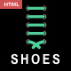 Shoes - eCommerce HTML5 Template - ThemeForest Item for Sale
