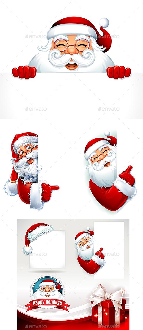 Blank Christmas Poster - Christmas Seasons/Holidays