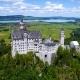 Neuschwanstein Castle Bavarian Alps Germany - VideoHive Item for Sale
