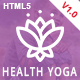 Health Yoga - Spa Yoga & Massage Salon - ThemeForest Item for Sale
