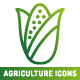 Agriculture and Nature Icons