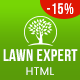 Lawn Expert - Gardening, Lawn and Landscaping HTML Template
