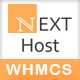 Next Host WHMCS Domain Hosting Template