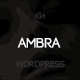 Ambra -  Minimal Marketplace WordPress Theme - ThemeForest Item for Sale