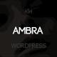 Ambra -  Minimal Marketplace WordPress Theme