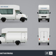 Ice Cream Truck Design