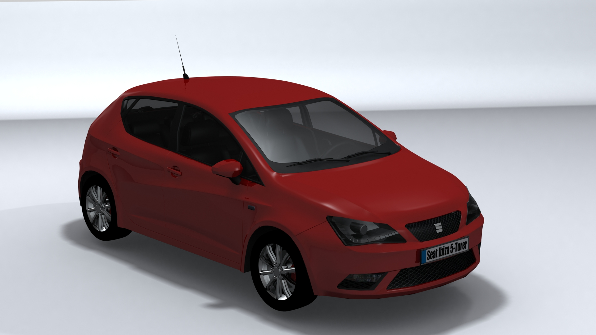 seat ibiza 2016 by salinalubna 3docean. Black Bedroom Furniture Sets. Home Design Ideas