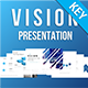 VISION - Multipurpose Keynote Template - GraphicRiver Item for Sale