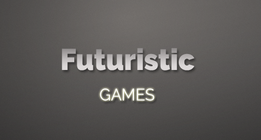 Futuristic Games