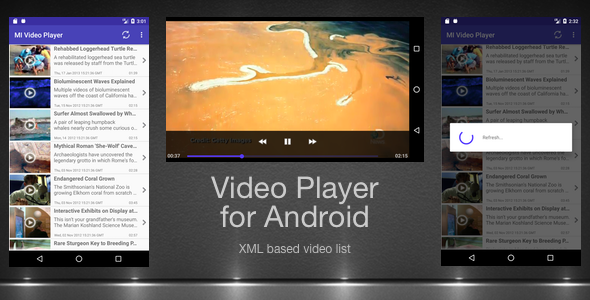 Video Player for Android - CodeCanyon Item for Sale