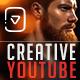 4 Creative MultiPurpose YouTube Banners