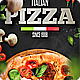 Pizza Flyer / Pizza Menu