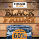 Black Friday Country Theme - GraphicRiver Item for Sale