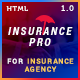 Insurance Pro - Ultimate Template for Insurance Agency - ThemeForest Item for Sale