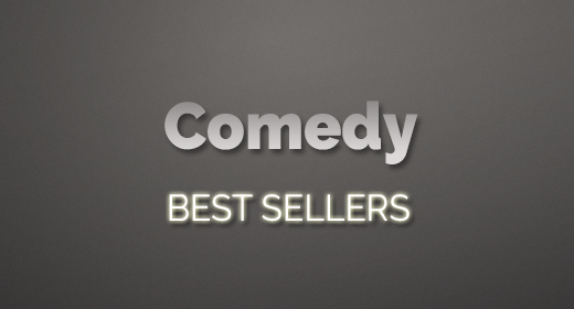 Comedy Best Sellers