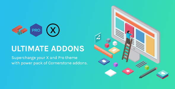 CodeCanyon Ultimate Addons for Cornerstone X and Pro Theme 20896521