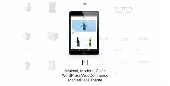 Minishop - Multipurpose, Minimal, e-Commerce, Marketplace WordPress Theme - WooCommerce eCommerce