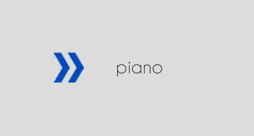 Piano, Cinematic
