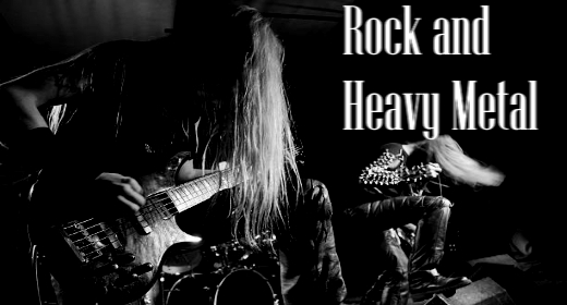 Best Rock and Hevy Metal