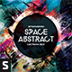 Space Abstract CD Album Artwork - GraphicRiver Item for Sale
