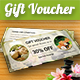 Gift Voucher Vol. 4 - GraphicRiver Item for Sale